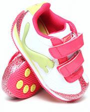 Toddler & Infant (0-4 yrs) - Speeder Illuminescent GLAMM Sneakers (5-10)