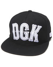 DGK - Drop Out Snapback Cap