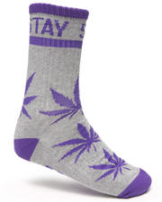 The Skate Shop - Stay Smokin Crew Socks