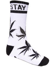 Socks - Stay Smokin Crew Socks