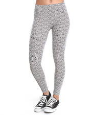 Women - Chevron Madness Legging