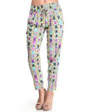 Women - Aztec Print Soft Pant