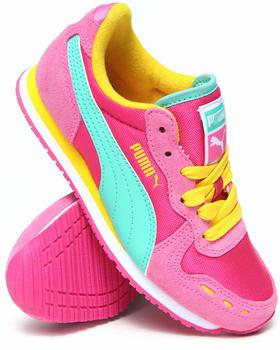 Puma - Cabana Racer Mesh Jr. Sneakers (11-7)