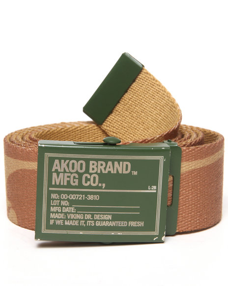 Akoo Benchleg Belt Multi