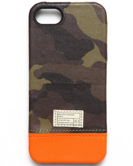 Hex Men Focus Camo Iphone 5/5S Iphone Case Camo