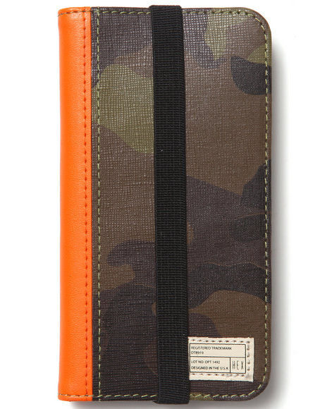 Hex Icon Camo Iphone 5/5S Wallet Camo