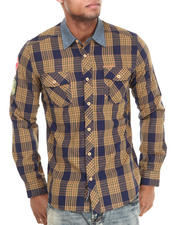 Button-downs - Inwood Park L/S Button-down