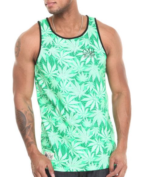 DGK Green Home Grown Tank