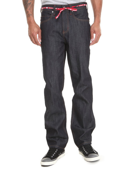 DGK Raw Wash Authentic Straight Fit Jeans
