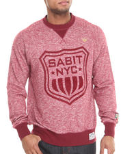 Pullover Sweatshirts - Masao Crew Sweatshirt