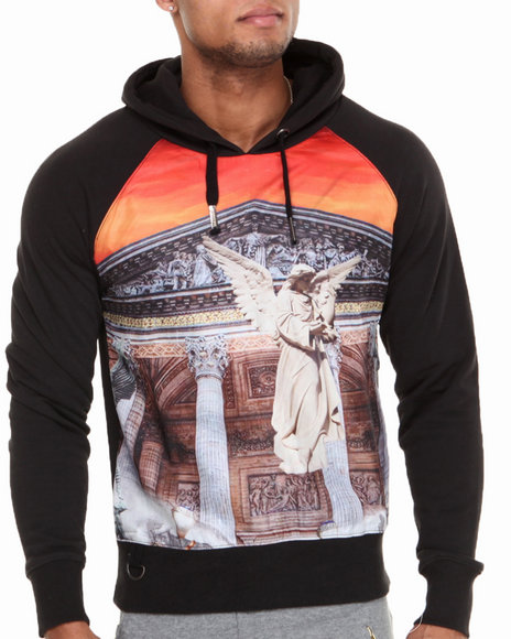 Well Established Black Establishment Hoodie