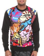 Men - Logo Mash Crewneck Sweatshirt