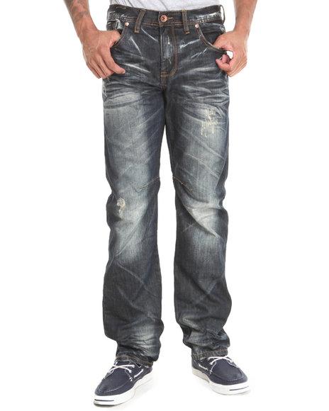 AKOO Blue Slinger Jeans