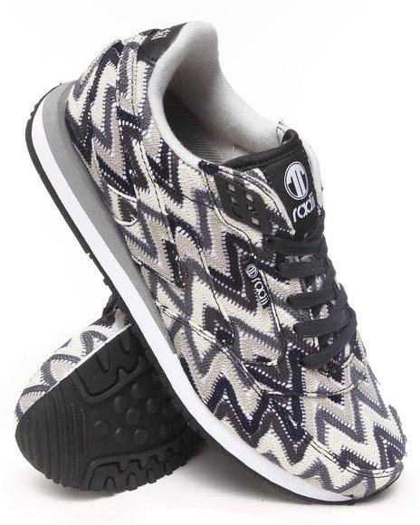 Radii Footwear - Men Grey Phuket Runner Sneakers