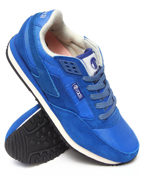 Radii Footwear - Men Blue Phuket Runner Sneakers