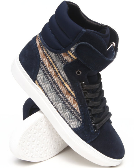 AH by Android Homme Navy Propulsion 1.5 Sneakers