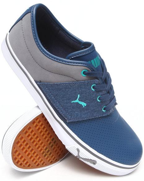 Puma Navy El Ace Denim L Gt Sneakers