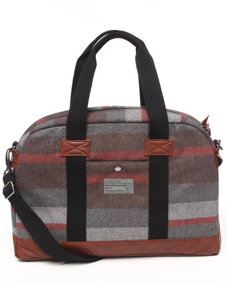 Hex Westmore Laptop Duffel Stripe Bag Multi