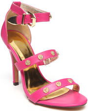 Fashion Lab - Leah Strappy Embellished Pump