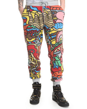 Lazy Oaf - All Day Buffet Track Pants