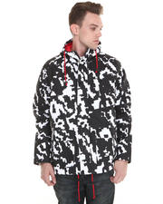 Jackets & Coats - Digital Rain Mac Jacket