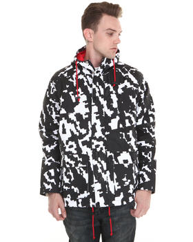 Lazy Oaf - Digital Rain Mac Jacket