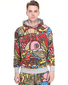 Lazy Oaf - All Day Buffet Hoody