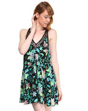 Dresses - Hula Babydoll Dress