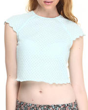 DV by Dolce Vita - Eyelet Top