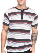 Shirts - Tiki Henley Tee