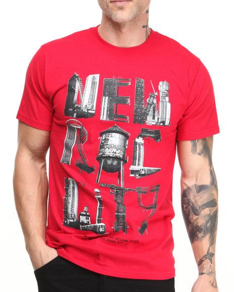 Rocawear Red N R C Tee
