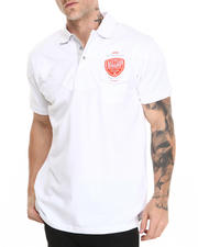 Pelle Pelle - Below Pocket Polo Shirt