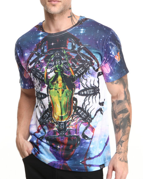 L.A.T.H.C. Multi Beetle Space Tee
