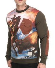 AKOO - Epic Crewneck Fleece Sweatshirt
