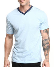 Shirts - Volume Heathered V-Neck Tee