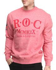 Pullover Sweatshirts - Nouveau Crewneck Sweatshirt
