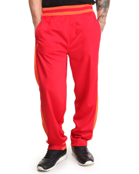 Rocawear - Men Red F Y S Track Pants