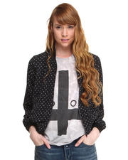 Bombers - Wendy Dots Bomber Jacket