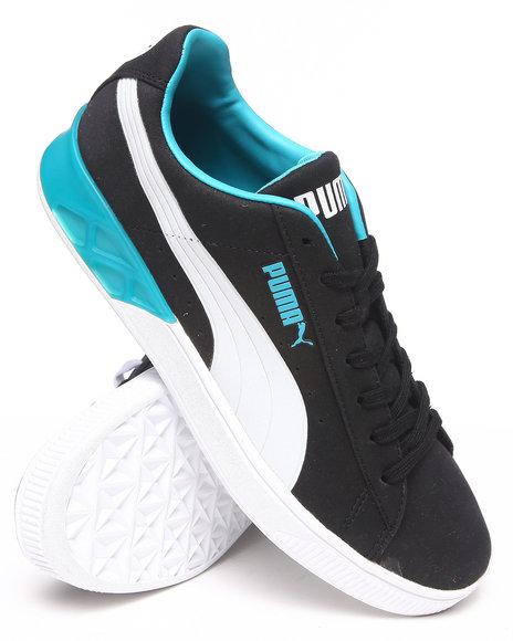 Puma Black Future Basket Lo Sneakers