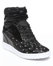 Footwear - Sky Wedge Opulence Sneakers
