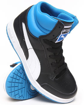 Puma - Full Court Hi Jr Sneakers (11-7)
