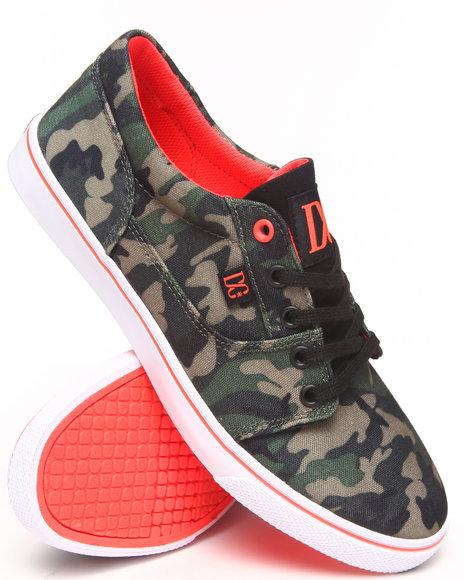 DC Shoes Camo Bristol Se Sneakers