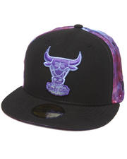 Men - Chicago Bulls Space Midder 5950 Fitted Cap