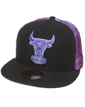 New Era - Chicago Bulls Space Midder 5950 Fitted Cap