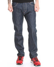 The Hundreds - Raw Selvedge Slim Fit Jeans