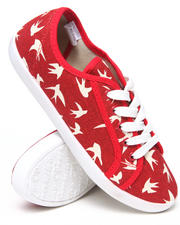 Footwear - Maggy Swallow Lace Up Sneaker