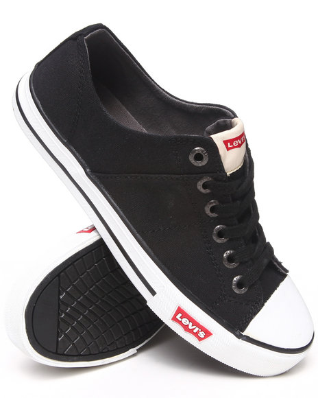 Levi's Black Stan Sneakers