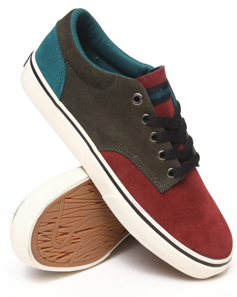 The Hundreds Multi Johnson Low Sneakers