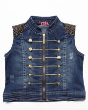 Outerwear - MILITARY VEST (4-6X)