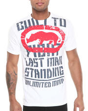 Men - MMA Bulit to Fight T-Shirt